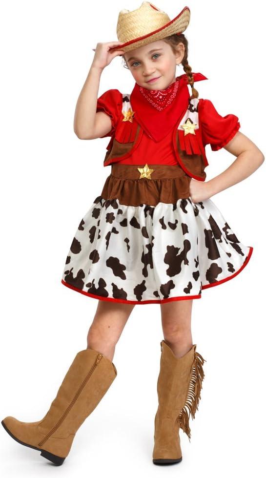 Dress Up America Niñas Cutie Star Halloween Deluxe Disfraz de ...