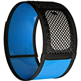 Mosquito Repellent Bracelets, iCooker [No Spray, DEET-FREE] 2x FREE Repellent Refills - Best Pest Control Repeller Products for Ants, Insects & Other Mosquitoes - Perfect Bug Insect Repellent for Kids, Adults, Women and Children [Black Blue]