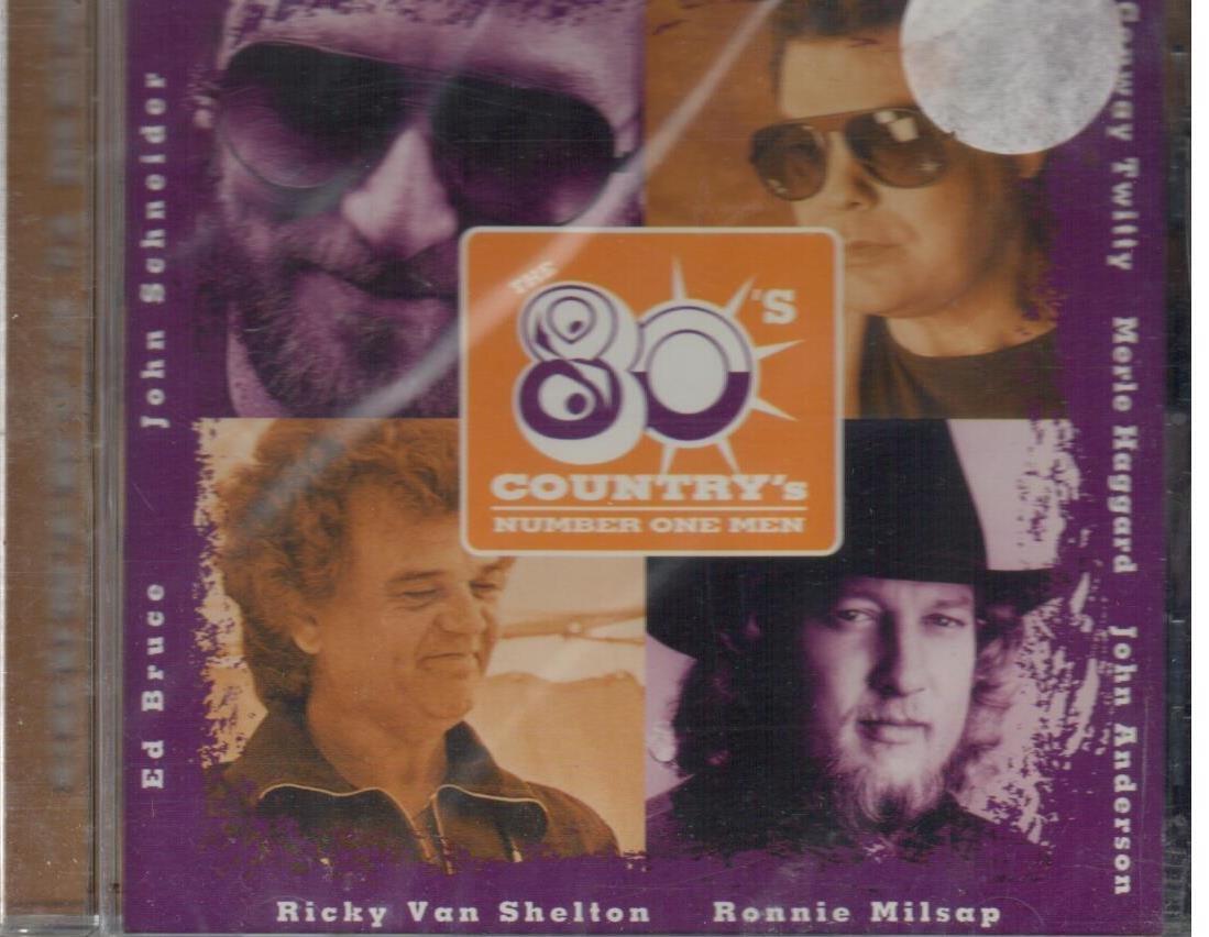 80's Country Nunber 1 Men