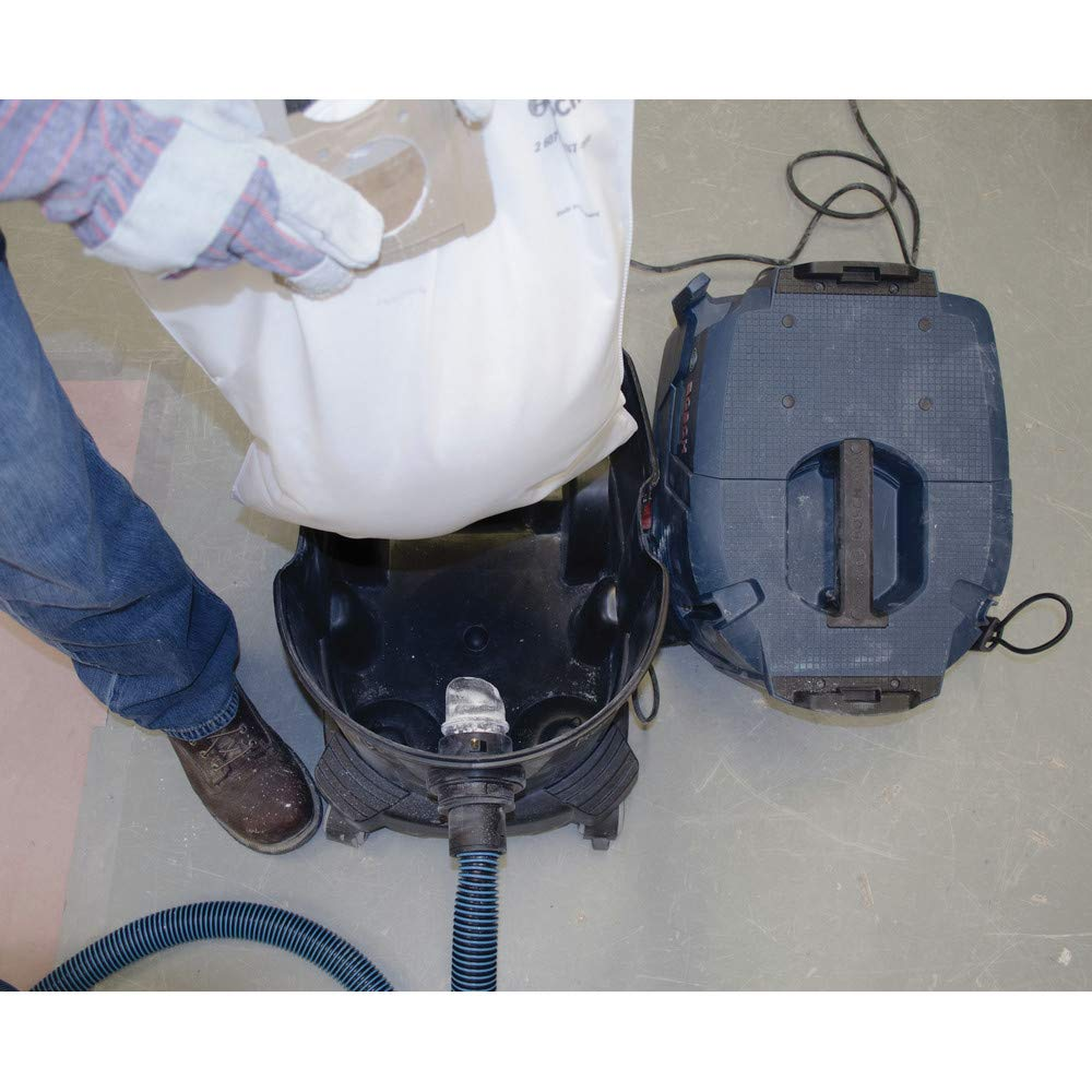 Amazon.com: Bosch VB090F-30 - Bolsas para aspiradoras de 9 ...