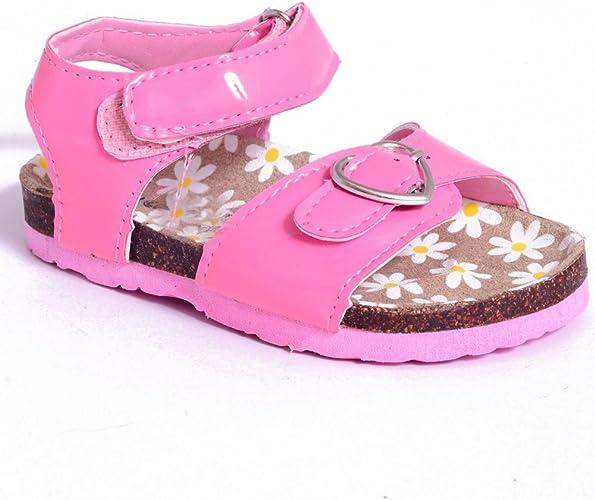Girls Smart Casual Sandals Kids Wide
