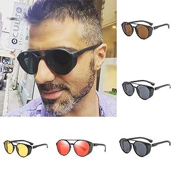 Amazon.com: FGDJEE Gafas de sol estilo aviador, gafas de sol ...