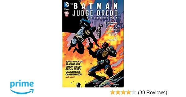 The Batman Judge Dredd Collection  Alan Grant 0ce64b753f1