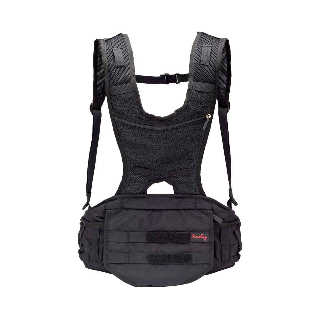Henty Enduroバックパック – ブラック   B077Q44YRZ