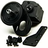 Amazon com: Hot Racing SCP38X01 Low CG Transmission Gear Box