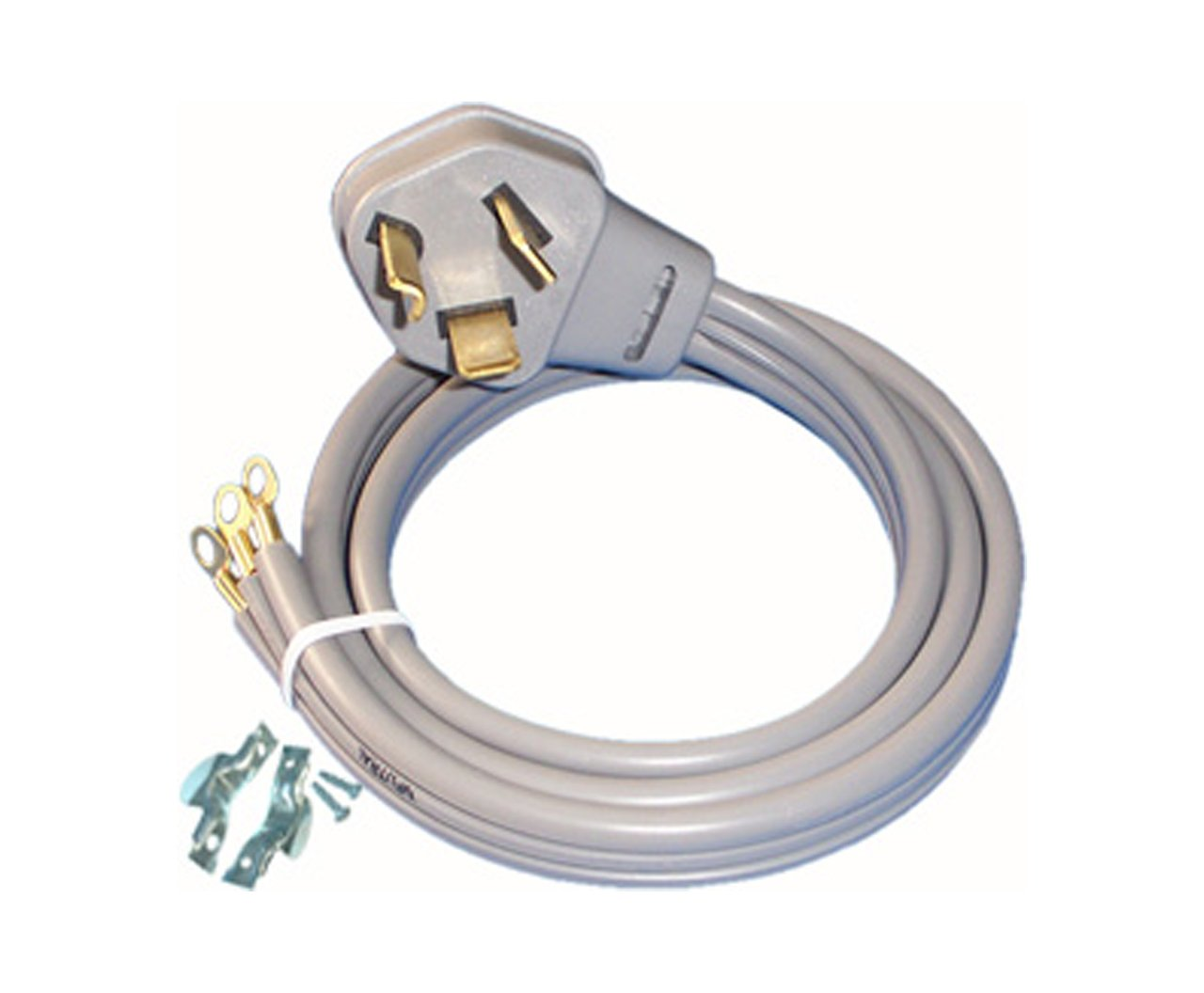 Conntek RL-40105 6-Feet 3-Wire 30-Amp 250-volt Dryer Cord