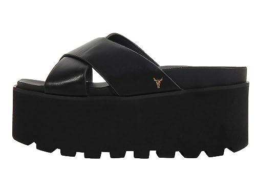 Windsor Smith Fluffy amazon-shoes neri Estate Aclaramiento De Compras En Línea Sitio Oficial De Liquidación Para El Buen Encontrar Grandes Para La Venta Entrega Rápida De Descuento gxpGHTnK