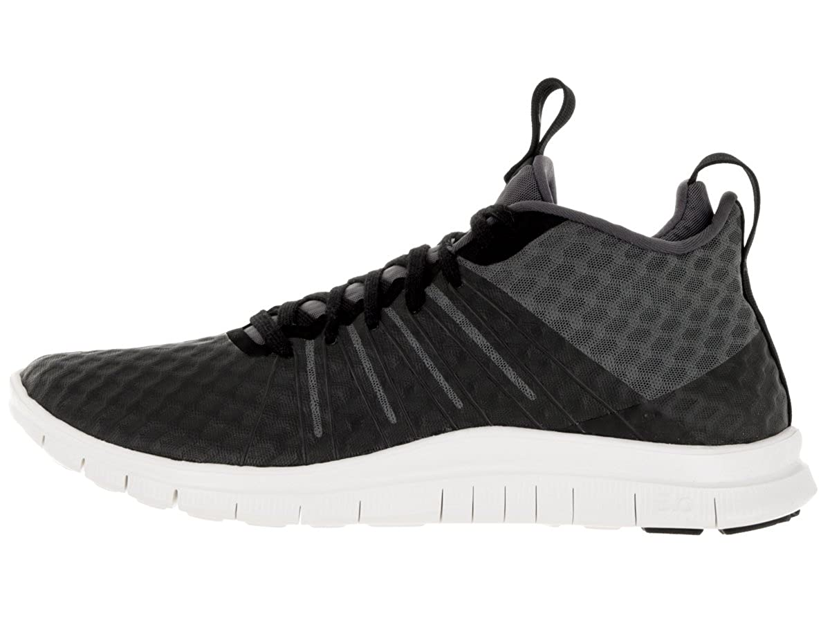reputable site 2d215 6f546 Nike Men s Free Hypervenom 2 FS Running Shoes (Black) Sz. 10  Buy Online at  Low Prices in India - Amazon.in