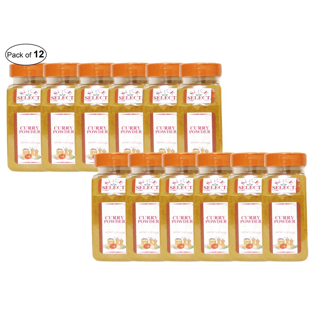 Spice Select- Curry Powder (255g) (Pack of 12)