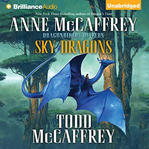 Sky Dragons Audiobook [Free Download by Trial] thumbnail