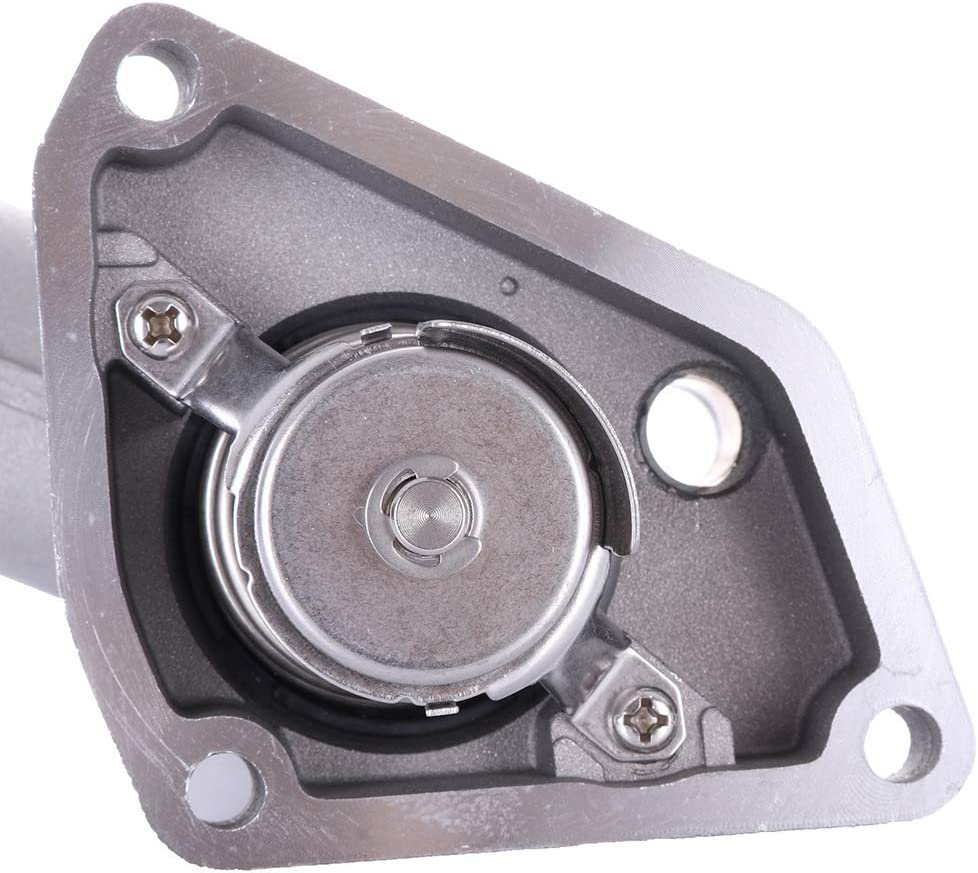 INEEDUP 13050-ZA000 431-170 Original Equipment Engine Coolant Thermostat Water Inlet Assembly Fit for 2003-2007 Murano,2004-2009 Quest