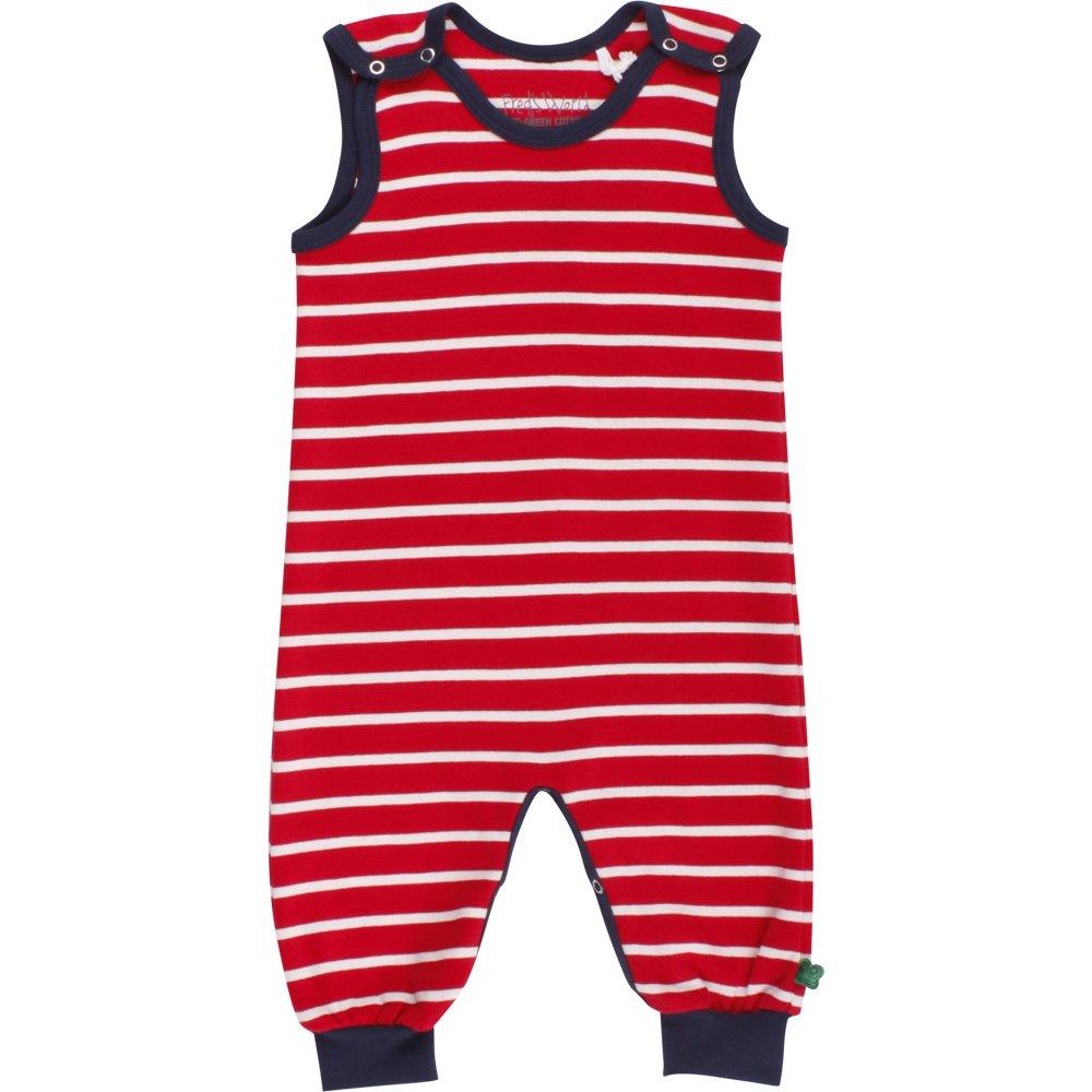 Fred's World by Green Cotton Unisex Baby Spieler Stripe Romper 1584028800