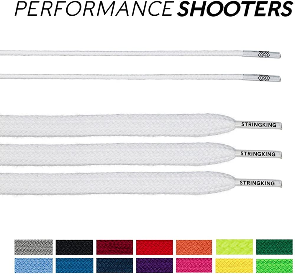StringKing Lacrosse Shooters Pack Assorted Colors
