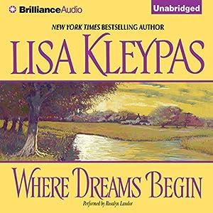 Where Dreams Begin Audiobook
