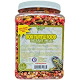 Healthy Herp Box Turtle Food Instant Meal Bulk 10.5-Ounce (310 Grams) Jar