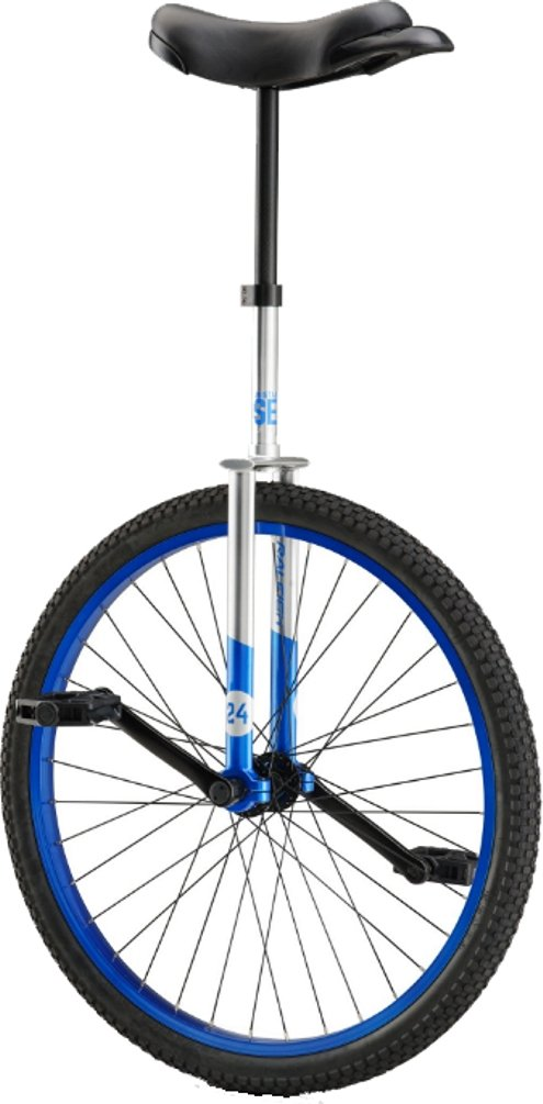 RALEIGH Unistar SE 24, 24inch Wheel Unicycle, Blue