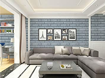 Buy Jaamso Royals Vinyl Stone Peel And Stick Self Adhesive Wallpaper 45 X 1000 Cm Multicolor Self Adhesive Wallpaper Hy9224 Online At Low Prices In India Amazon In