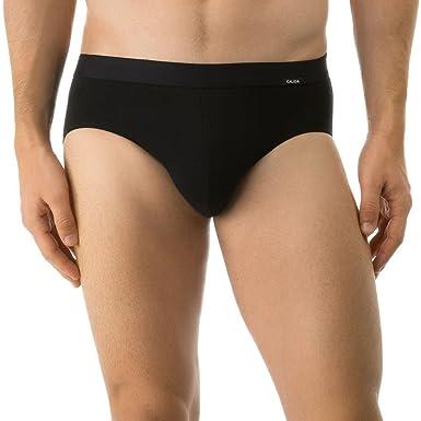 ad70d48eff00 Calida Activity Cotton Brief (22814) at Amazon Men's Clothing store: