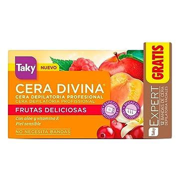 Cera Divina Frutas Deliciosas Lote 2 Pz