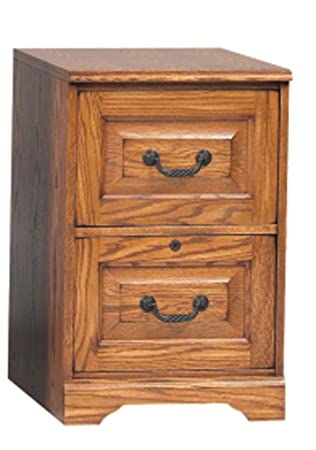 Amazon.com: Heritage 2 Drawer File Cabinet: Kitchen & Dining
