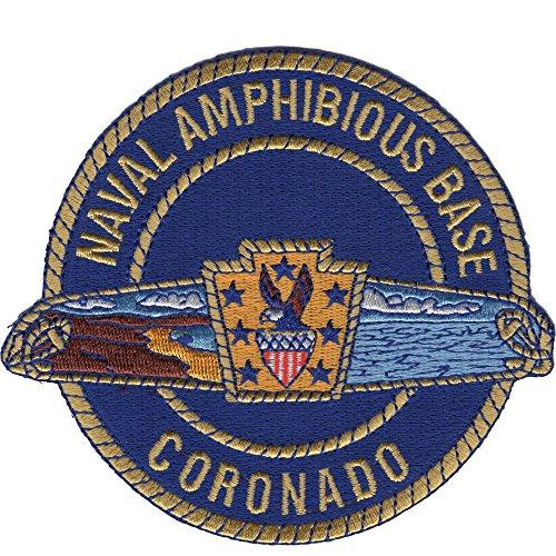 Base Amphibious (Naval Amphibious Base Coronado Patch)