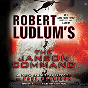 Robert Ludlum's (TM) The Janson Command Hörbuch