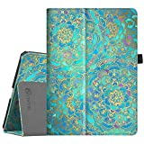 Fintie iPad Pro 9.7 Case, Premium Vegan Leather Folio [Slim Fit] Standing Protective Smart Cover with Auto Sleep / Wake Feature for Apple iPad Pro 9.7-inch 2016 Model Tablet, Shades of Blue