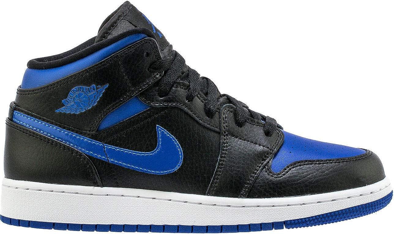 Nike Air Jordan 1 Mid (gs) Big