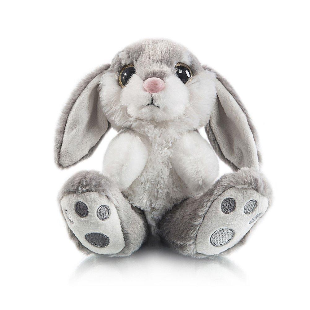 Amazon Com My Oli 8 Plush Rabbit Floppy Ear Sitting Bunny Stuffed