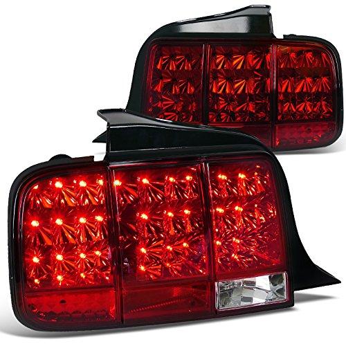 Shelby Cobra Led Tail Lights - 9