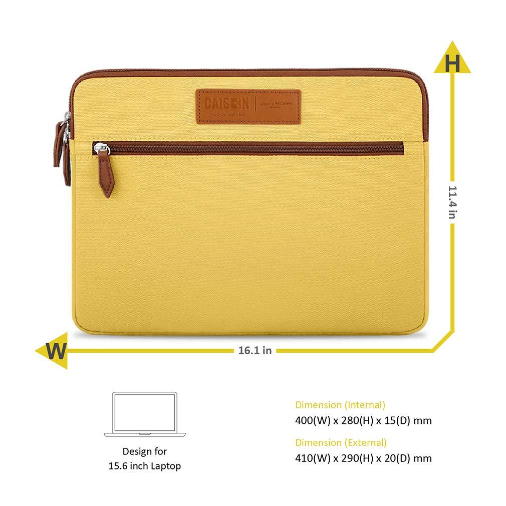 CAISON Funda Blanda para Port/átil 12 Pulgadas MacBook Compatible con 10.1 Pulgadas ASUS Transformer Mini T102 C101 Chrombook