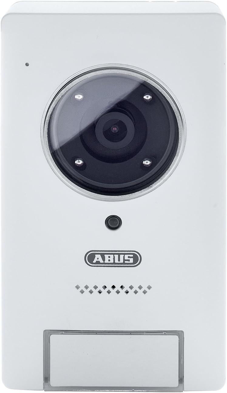 Abus Smart Security World Wlan Video Türsprechanlage Ppic35520 Türkamera Mit Full Hd Auflösung Und Infrarot Nachtsichtfunktion 80710 Baumarkt