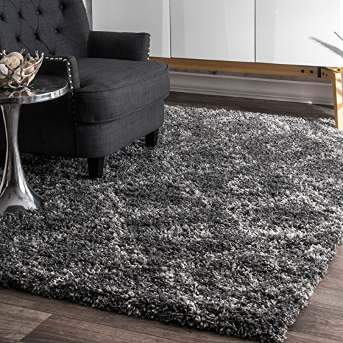 nuLOOM Soft and Plush Iola Moroccan Shag Rug, 5' 3
