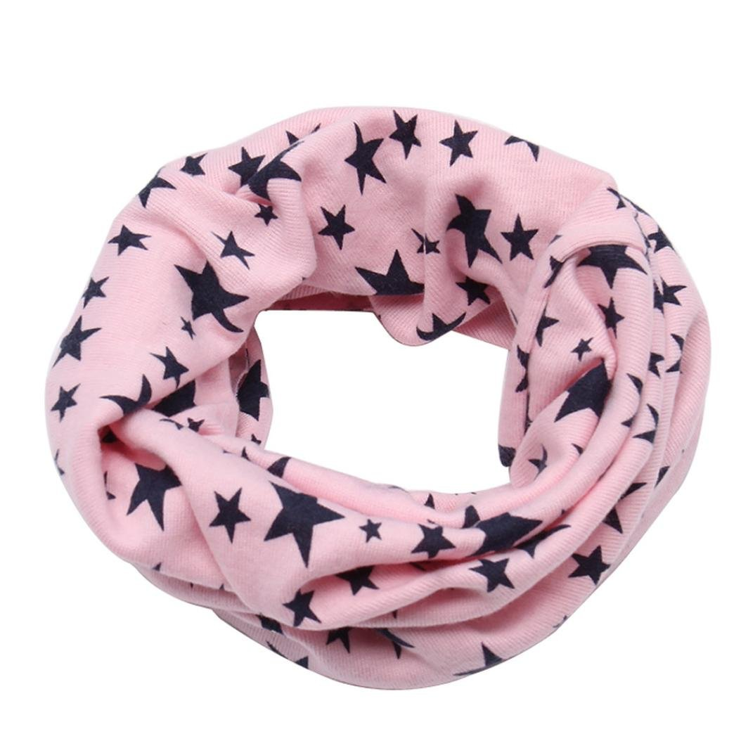 Neckerchief, Clode® 1PC Baby Kids Winter Keep Warm Cotton Scarf Shawl Neckerchief Clode® Neckerchief Clode-Baby Neck Scarves-T02