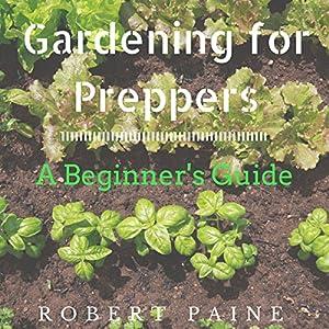 Gardening for Preppers Audiobook