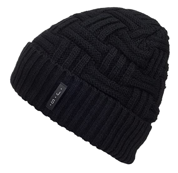 Spikerking Mens Winter Knitting Wool Warm Hat Daily Slouchy Beanie Skull Cap  aa03f68cd2d