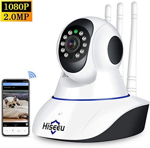 1080P IP Camera,Wireless Security Camera,Baby Monitor