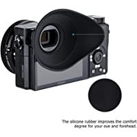 PROfoto.Trend/JJC ES-A6300G Eyecup-Okular für Brillen-Wearers (Passend für Sony Alpha a6300 / ILCE-6300 a6000 / ILCE-6000 NEX6 NEX7 Kameras)