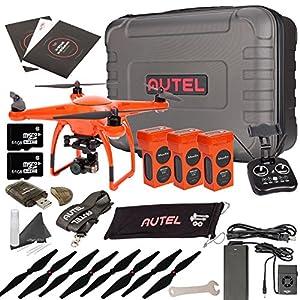 Autel Robotics X-Star Premium Drone Professional Bundle (Orange)