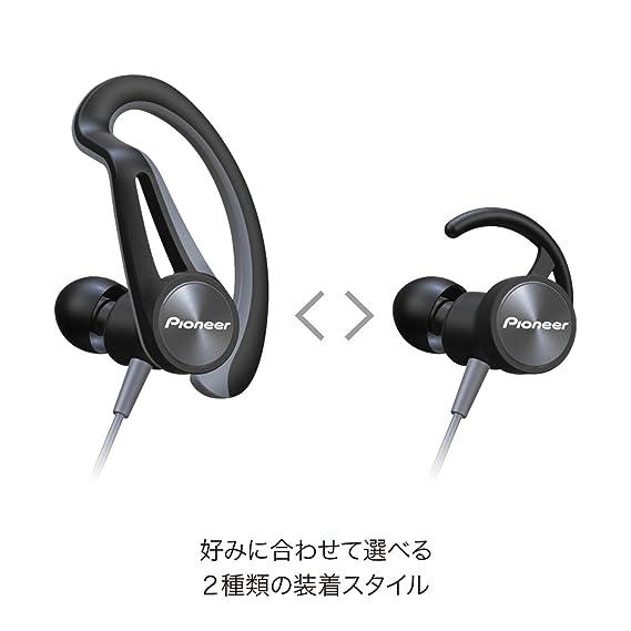 Pioneer e7bt de H Bluetooth Auriculares Deportivos con 7 Horas de ...