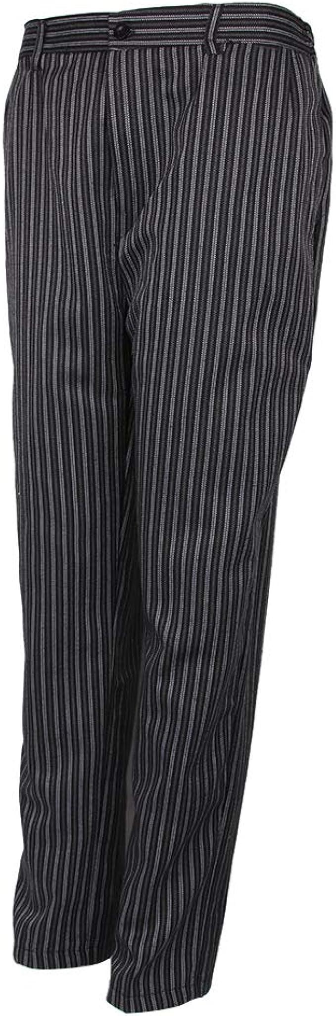 Shiwaki 1 Pcs Pantaloni Da Cuoco Uomo Lavoro In Pantaloni Pantaloni Cameriere Per Cucina Abiti Da Lavoro Abiti Da Lavoro Gastronomici Amazon It Abbigliamento