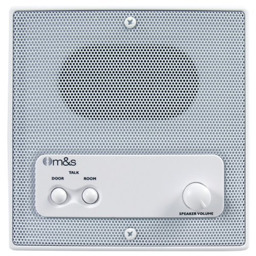 Indoor Intercom Speakers (5'' Indoor Intercom Speakers - M&S)