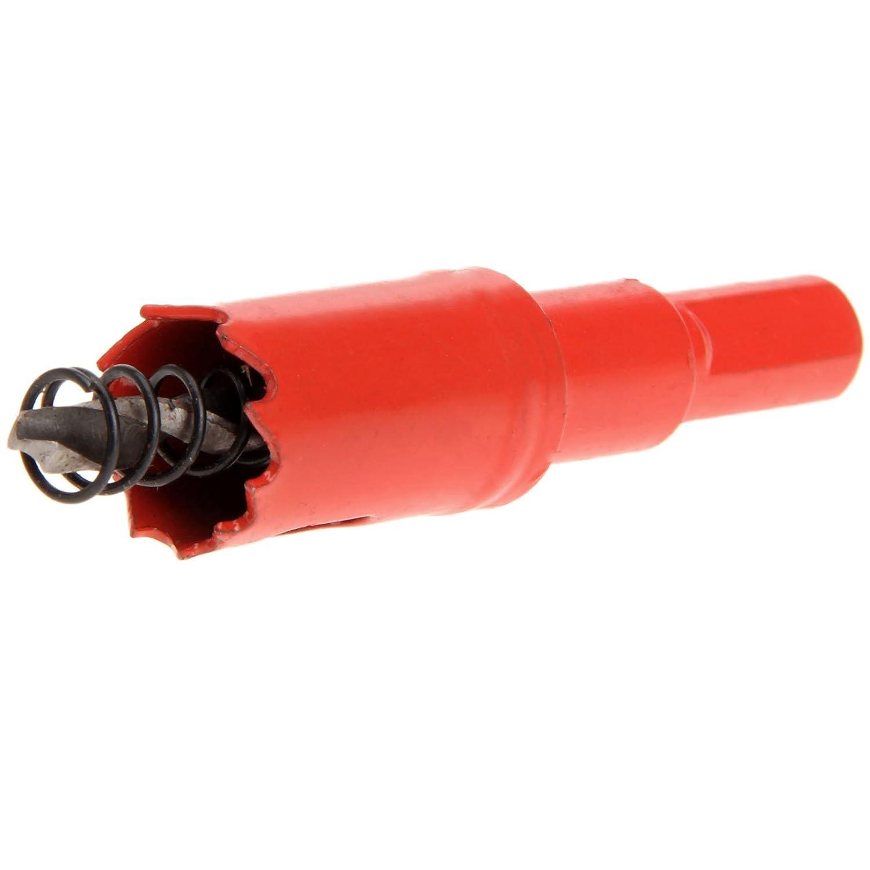150 mm 160 mm 180 mm Stahl 155mm Lochs/äge-Bohrer-Schneider d/ünnes Stahlblech Aluminiumlegierung und andere weiche Bleche. 155 mm geeignet f/ür Holz