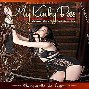 My Kinky Boss Audiobook
