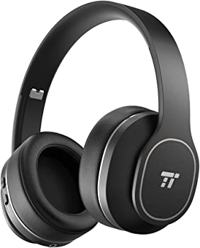 TaoTronics TT-BH047 Over-Ear Bluetooth Professional Headphones