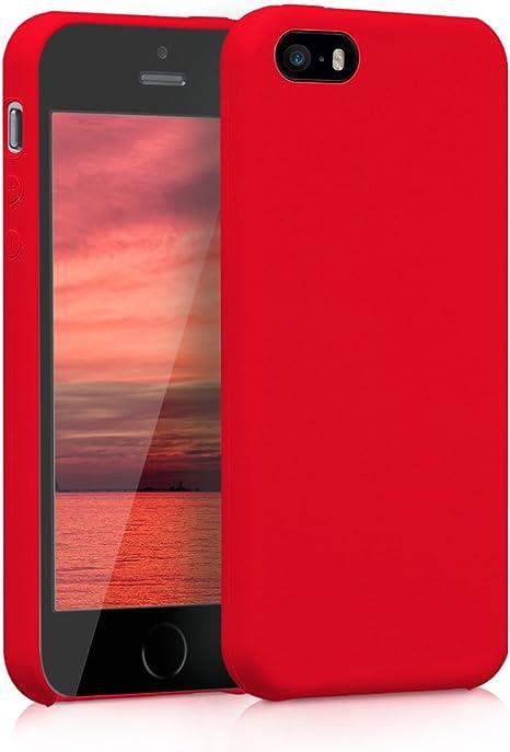 Cover iPhone 5C Rosso - nella categoria Accessori