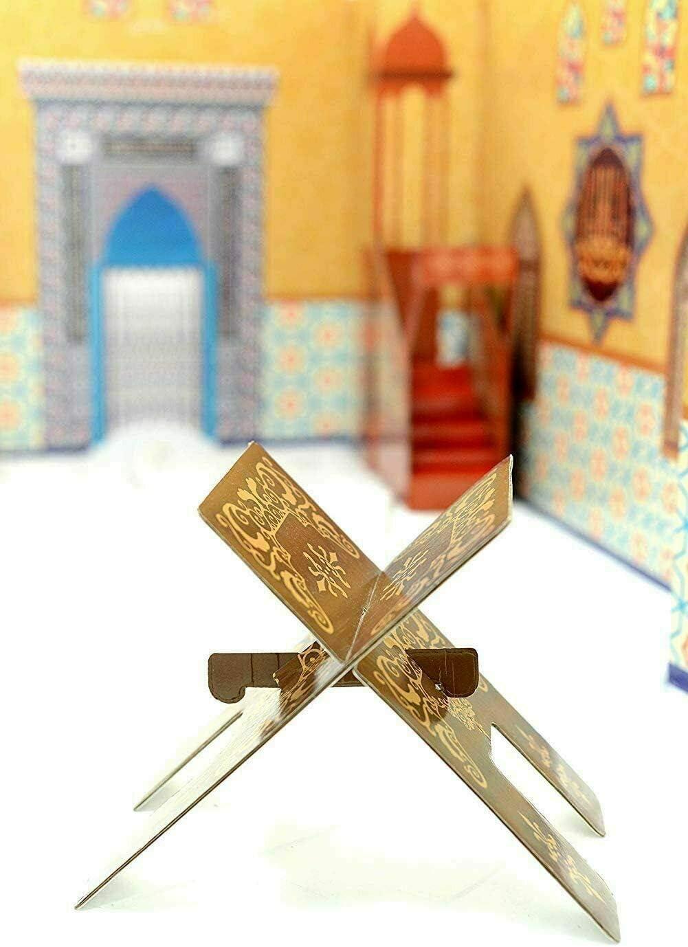 My Mosque A Smart Way to Teach Prayers Masjidi Islamic Educational Toy