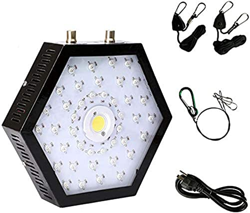 Big Sale ASIGN LED Grow Light 1000w Dual Chip Full Spectrums UV IR LED for Indoor Plants Vegetable Flowers Growing Light Fixtures for Greenhouse Hydroponics