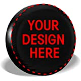 Custom Spare Tire Covers Add Your Own Personalized Text Name Message Image Waterproof Dust-Proof Universal Wheel Tire…