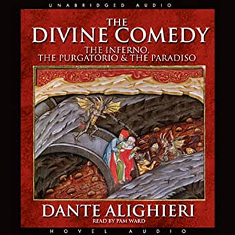 the divine comedy was written by